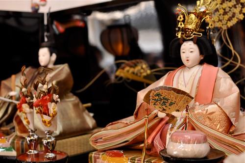 Hina festival at Chuma,Asuke