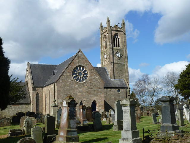 St Maur's Glencairn Parish Church, Kilmaurs