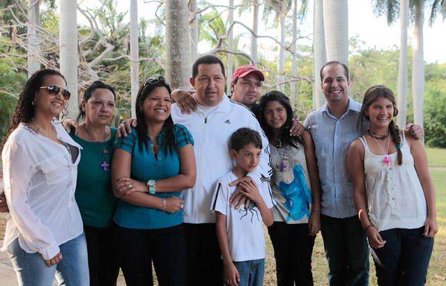 Fotos de Chávez