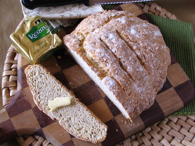 6980081855 28309bb030 z Kerrygold Irish Browned Butter & Cheddar Soda Bread