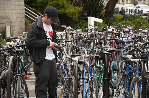 SFSU Bike Barn