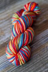 'gavin's rainbow' gaia worsted