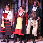 Twelfth Night L-R Jamie Ann Romero (Fabian)_Leslie O'Carroll (Maria)_Logan Ernstthal (Sir Toby Belch) photo P. Switzer -