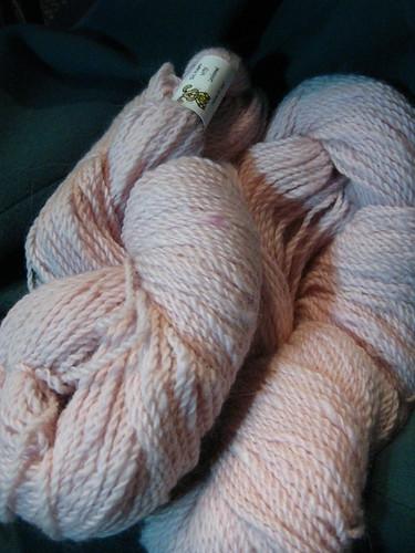 Shadyside Farm Studio yarn