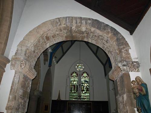 Original chancel arch (1)