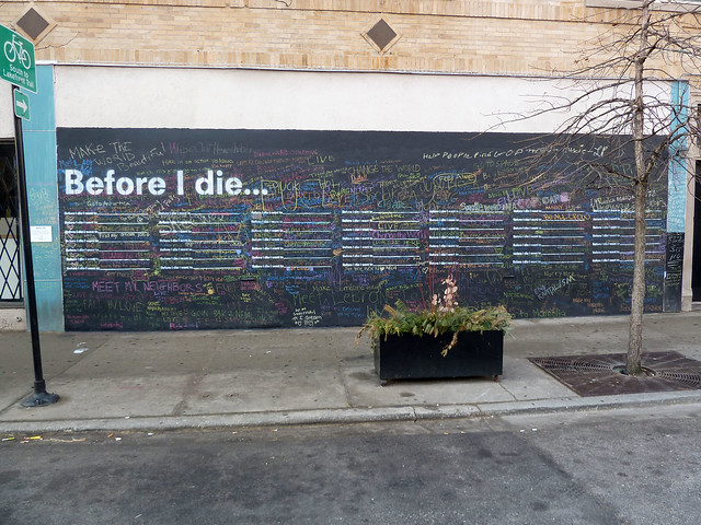 Before I die - Overview