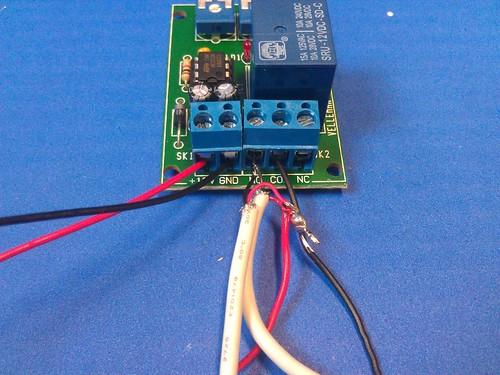 555 dual camera triggering wiring