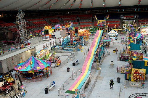 PlayDome @ BC Place