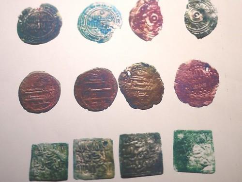 Stolen Libyan coins