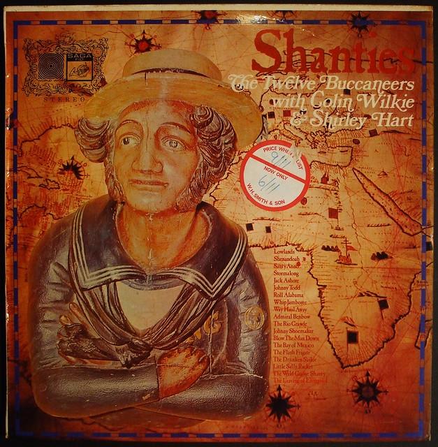 The Twelve Buccaneers - Shanties