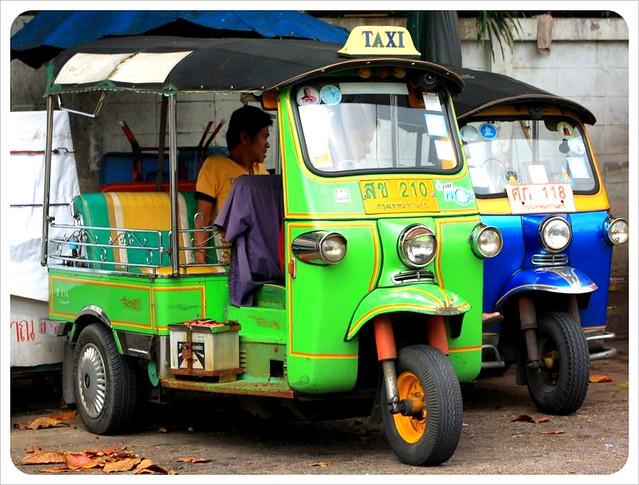 bangkok tuktuks