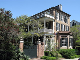 Judge Robert Pringle House (1774), Tradd Street, Charleston, SC
