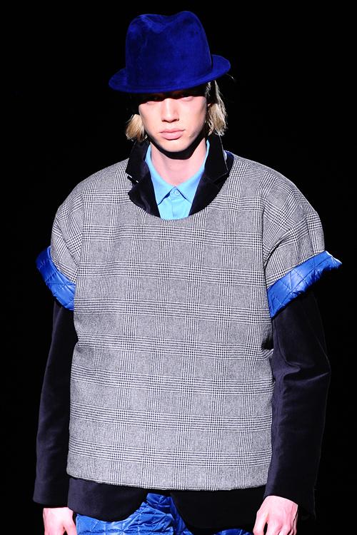 FW12 Tokyo PHENOMENON044_Johan Erik Goransson(Fashion Press)