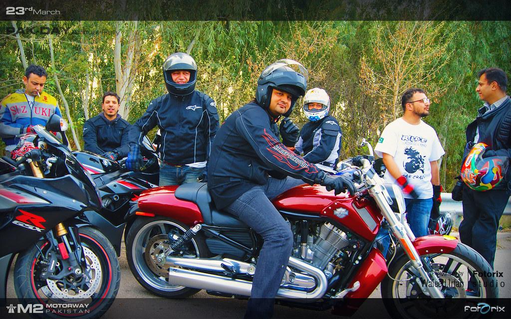 Fotorix Waleed - 23rd March 2012 BikerBoyz Gathering on M2 Motorway with Protocol - 7017514445 eed6f82339 b