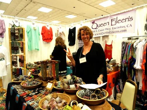 Queen Eileen's Booth