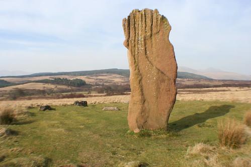 Stone Circle, Machrie Moor,