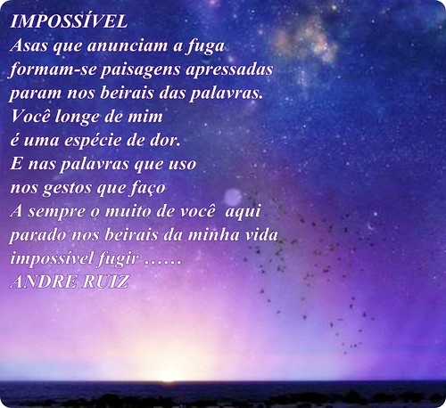 IMPOSSIVEL by amigos do poeta
