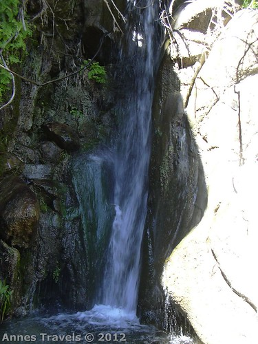 Maidenhair Falls, Hellhole Canyon, Anza-Borrego Desert State Park, California
