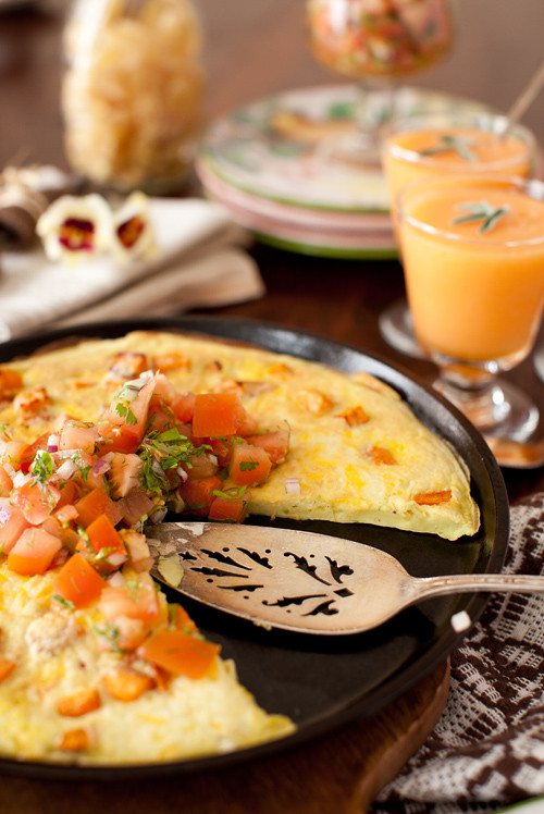 Sweet Potato Frittata 1