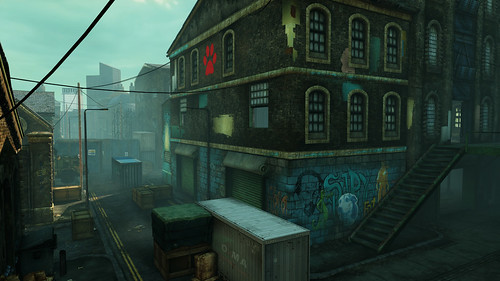 UNCHARTED 3: Drake's Deception Multiplayer Map Pack: London Streets