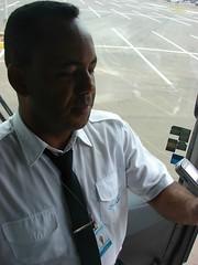 motorista de onibus edivan