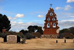 California Missions-Mission San Miguel Arcangel