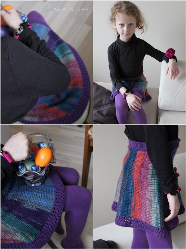 skirt for Amelija