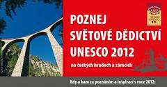 Poznej světové dědictví UNESCO 2012