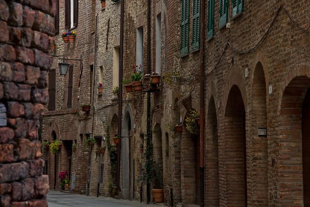 Città della Pieve - Umbria, Italy