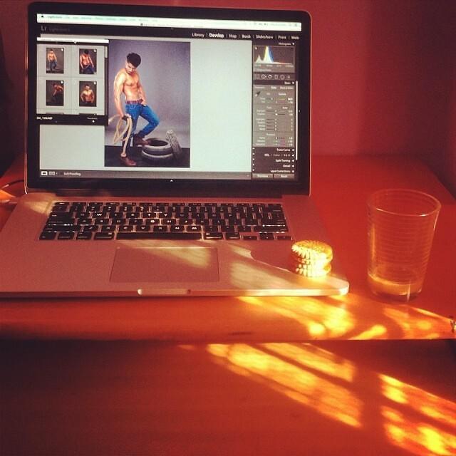 Dream Workstation #apple #macbook #lightroom #adobe