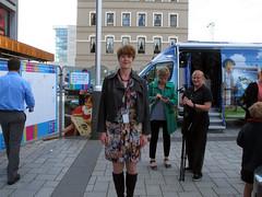 Libraries Manager, Carolyn Robertson