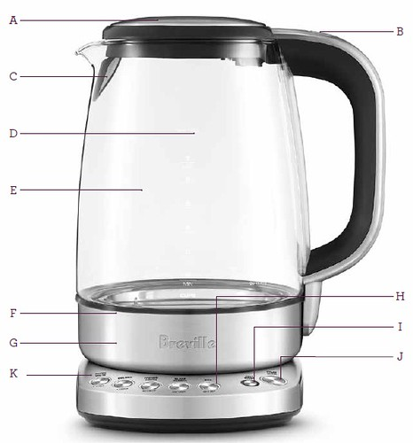 The Iq Kettle Pure Online Customer Service From Breville