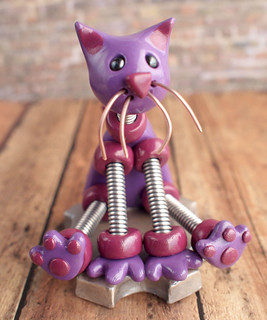 Meow the Robot Cat
