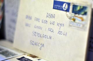 Cartas de fans de ABBA museo abba - 13721951873 8af11a0048 n - Museo ABBA de Estocolmo, leyenda sueca del pop