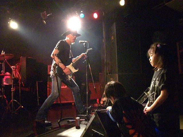 神風 KAMIKAZE live at Adm, Tokyo, 18 Apr 2014. 145