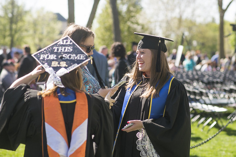 Carroll University Commencement 2016