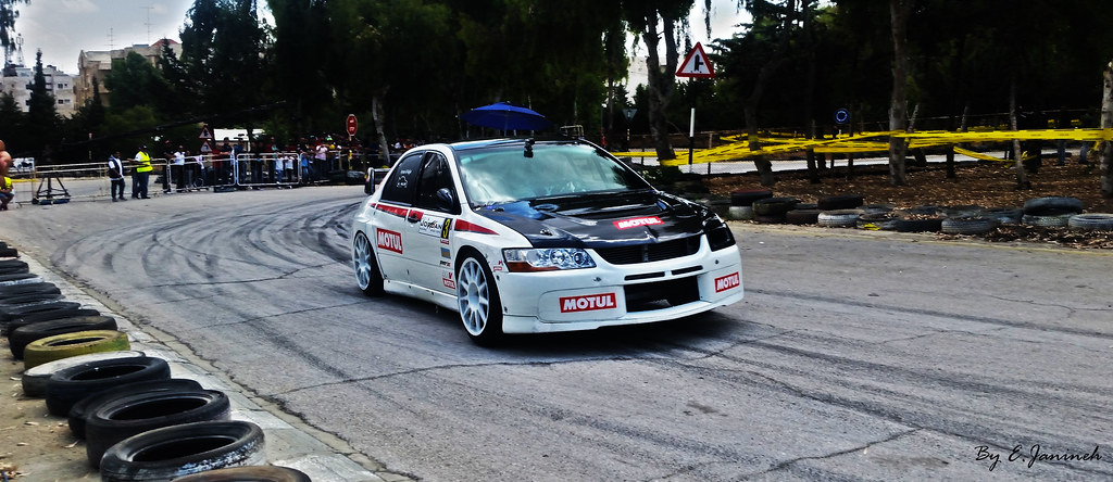 Mitsubishi Evolution Prototype