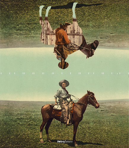 gaucho VS cowboy (personnal work)