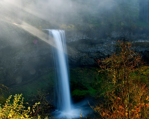 longexposure nature water oregon waterfalls silverfallsstatepark southfalls trailof10falls