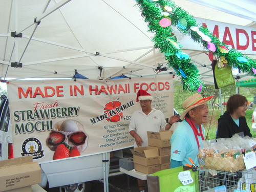 Made in Hawaii Foods @ KCC Farmers' Market (Honolulu, HI)