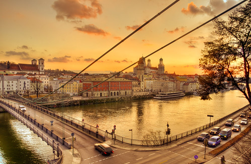 Passau@golden hour #2