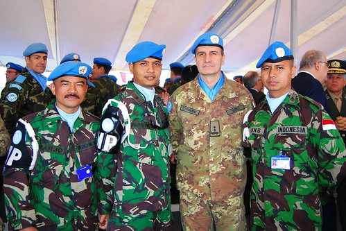 Sertijab Komandan MTF  5