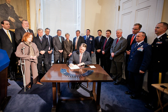 Creating an Executive Order to Protect and Promote MA Military Bases