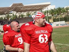 Murcia Cobras-Alicante Sharks.LNFA.2009-2010.