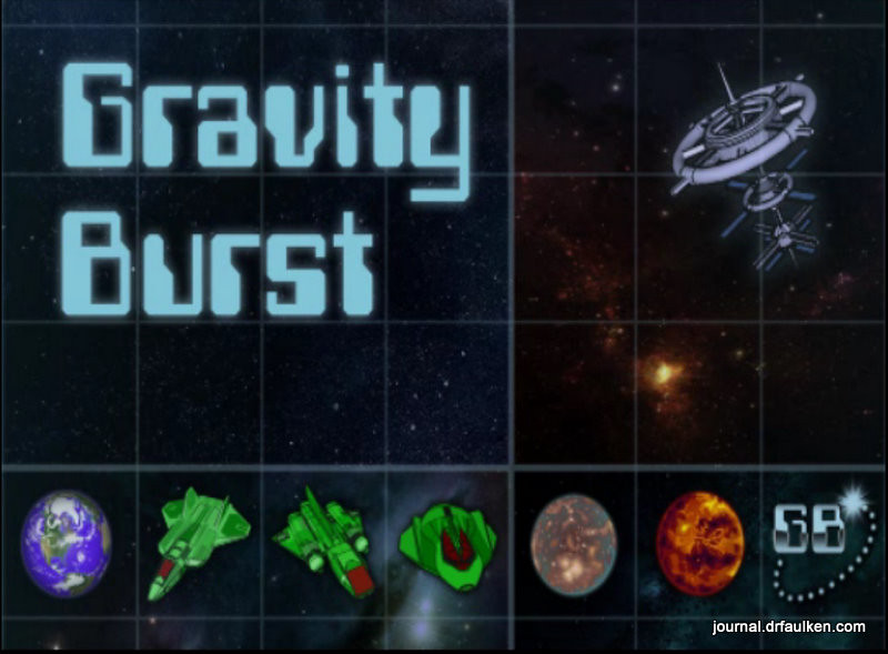Gravity Burst – an Ascending Empires Clone for Android OS First Impressions