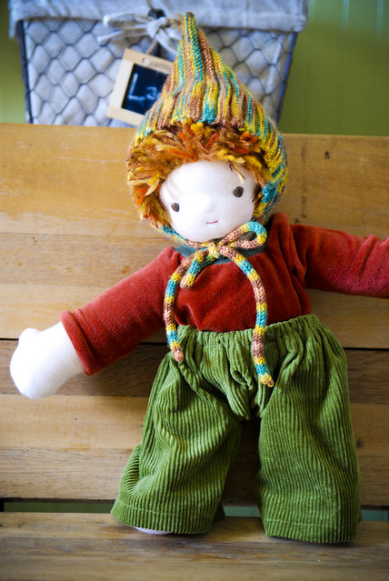 lachlan's little amigo doll