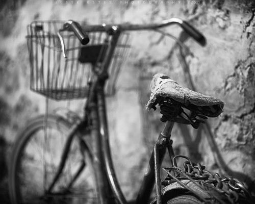 Old Bike I - Guilin, ,China