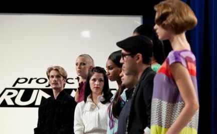 Kenley and Austin staring at Mondo on the runway