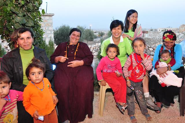 Tea Time [Remember Syria, Dec 10]