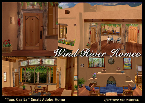 Taos Casita - Wind River Homes by Teal Freenote